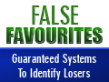 EX-BETFAIR TRAINER PRODUCED FALSE FAVORITES